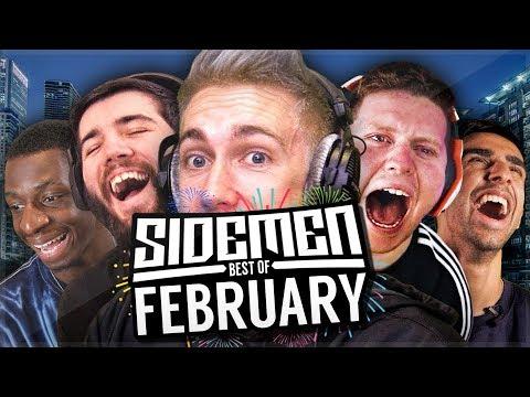 SIDEMEN BEST OF FEBRUARY 2018
