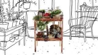 Ikea: Sniglar Changing Table