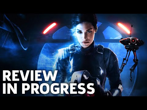 Star Wars Battlefront II - Review In Progress