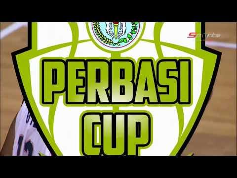Perebutan Juara 1 & 2 Perbasi Cup 10-11-2017