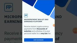 100000 Satoshi per day by faucetpay 1000% trusted