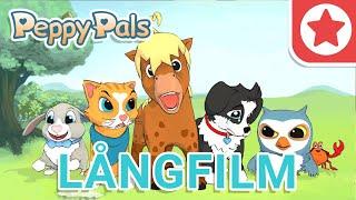|Tecknad film|  🌈 45 minuters barnfilm |barn 2-6 år|