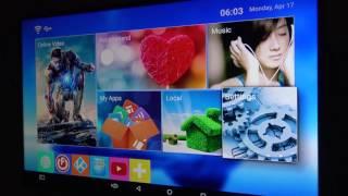 MXQ Pro Android TV box 4K playback fixed