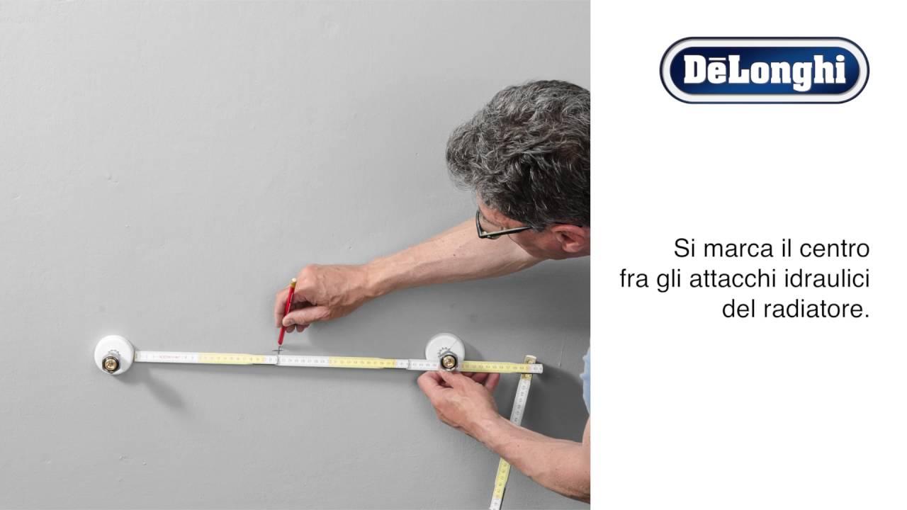 Smontare Termosifone Dal Muro termoarredo bagno   come installarlo fai da te