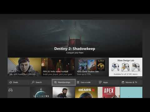 How To Get Xbox Live On Xbox One