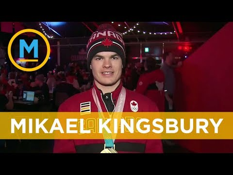 Mikael Kingsbury shares touching family story after winning long-awaited gold medal | Your Morning