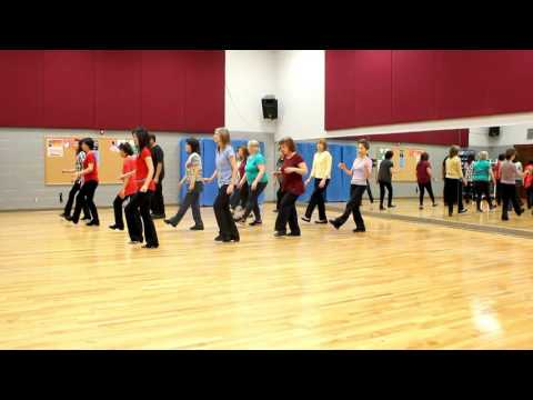 My Blue Tree - Line Dance (Dance & Teach in English & 中文)