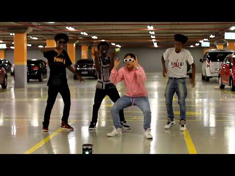 DNASTY - Louco (Official Dance Video) - Command