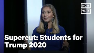 Students For Trump Rally In Arizona