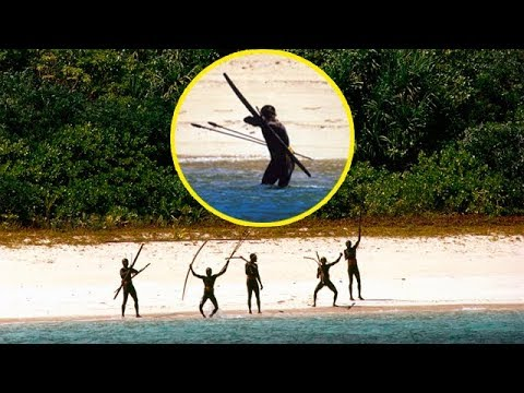 Одна женщина совершила невозможное, попав на остров в самое дикое племя на Земле!