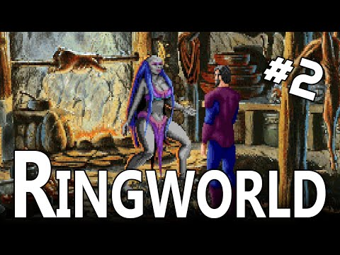 Rishatra - Ringworld - Revenge of The Patriarch #2