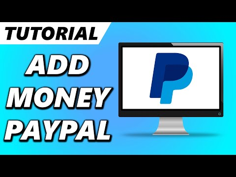 How to Add Money to PayPal Account (Quick & Easy)