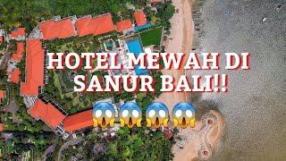 NGINEP DI HOTEL MEWAH DAERAH SANUR, BALI! - VLOG SEASON 1, Episode #4