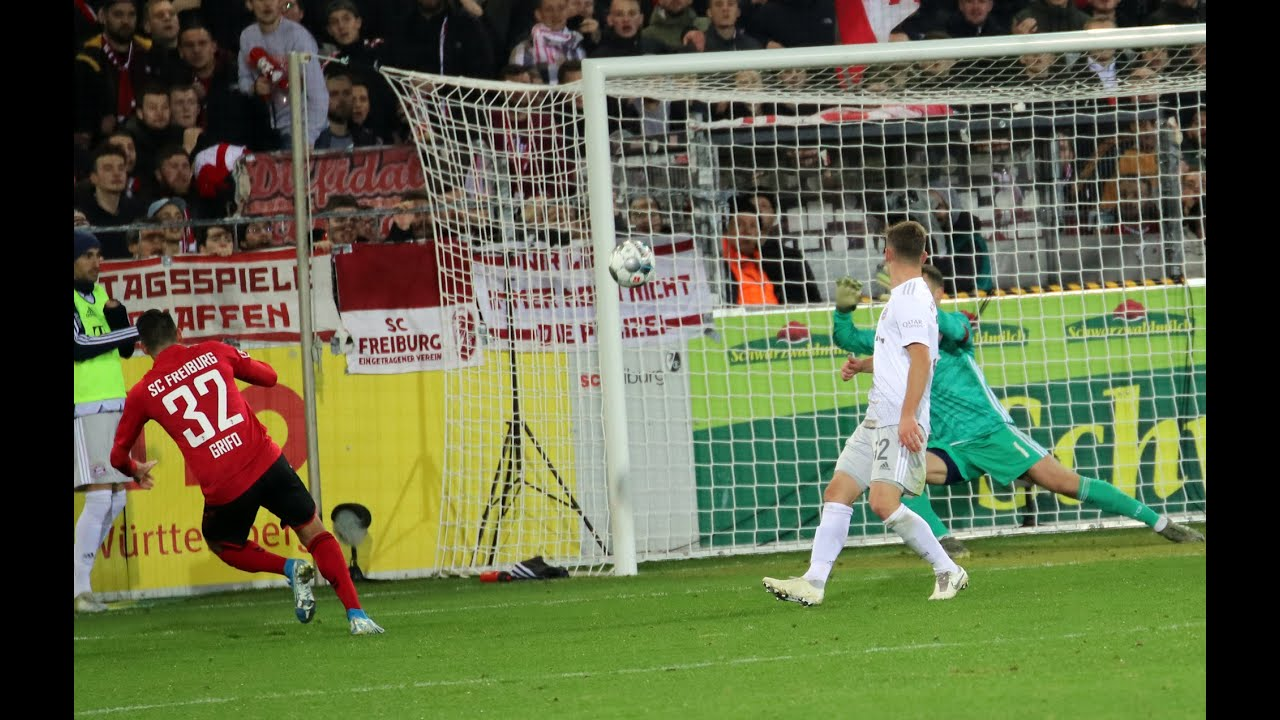 Freiburg Gegen Bayern