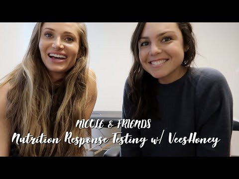 Nutrition Response Testing with Vanessa Fitzgerald (@VeesHoney) | Nicole and FRIENDS!