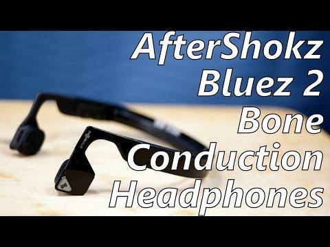 Review: AfterShokz Bluez 2 Bluetooth Bone Conduction Headphones - The Safest Headphones You Can Buy