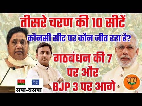 तीसरे चरण की वोटिंग में कौन किस पर है भारी? यूपी में जीतेगा कौन? // मोदी V/s महागठबंधन