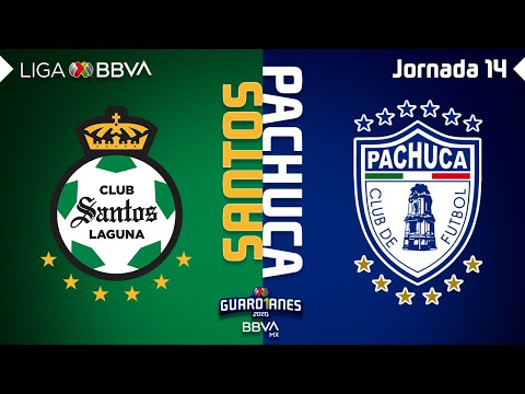 Santos Laguna Pachuca Goals And Highlights