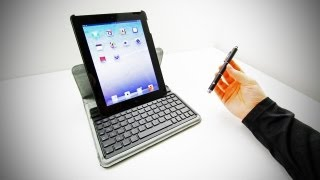 Targus Versavu Keyboard Case for iPad 3 (3rd Gen) Unboxing & Overview