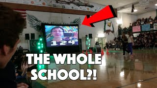 SCHOOL Reacts To My Videos!