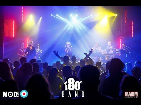 180 Degrees Band - cover concert for Leningrad band - Toronto 2016