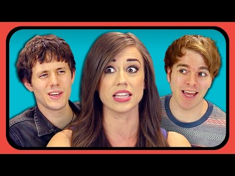 Thumbnail: YOUTUBERS REACT TO THE PROM