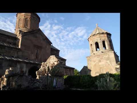 Gruzie , Armenie 2016NOwlmp