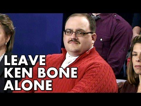 Leave Ken Bone Alone!