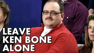 Repeat youtube video Leave Ken Bone Alone!
