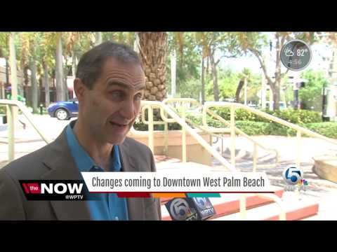 Changes coming to Downtown West Palm Beach