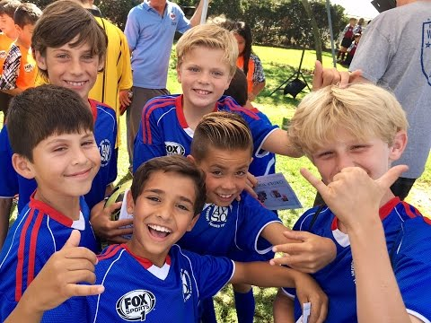 2017 Western States Champions!!  WESTCHESTER UNITED  AYSO U10 Soccer Extra Team