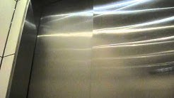 Huge Montgomery Hydraulic Seventeen Seventeen Restaurant Elevator At Dallas Museum Of Art