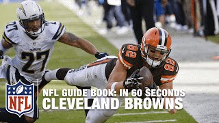 The Cleveland Browns: The Dawg Pound | In 60 Seconds | NFL
