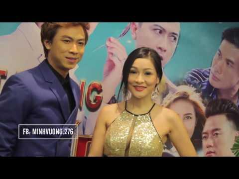 """[Raw] Hồ Việt Trung ra mắt phim ca nhạc hài """"Giải Cứu Tiểu Thư"""""""