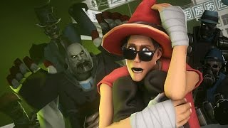 King Of The Zombies! The Invincible Base, Muselks Colony Of Idiots [TF2 Zombies]
