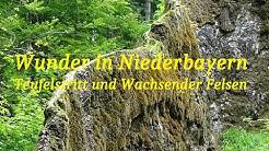 Wunder in Niederbayern - Teufelstritt und Wachsender Felsen