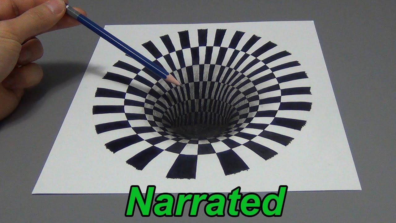 Anamorphic Illusion (Narrated