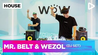 Mr. Belt & Wezol (DJ-set) | SLAM!