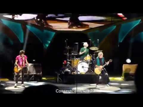 """THE ROLLING STONES """"Doo Doo Doo Doo Doo (Heartbreaker)"""" 6/23/15 Milwaukee, WI Summerfest"""