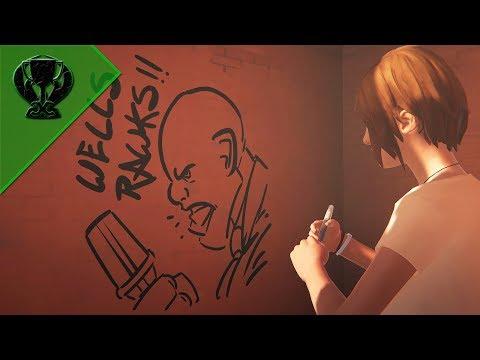 Life is Strange Before the Storm: Localização de Todos os Graffitis Opcionais [EPISÓDIO 1] thumbnail