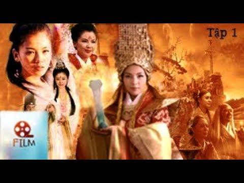 Thiên Hậu thánh mẫu tập 1 – Phim Tâm Lí Cổ Trang Hay |  Lưu Đào | Old Movies