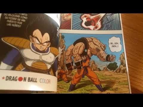 dragon-ball-full-color-saga-saiyan-numero-2
