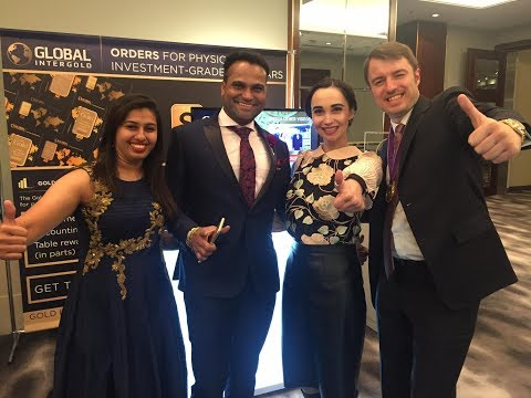 Global InterGold India 2018 Achievers  Start legal and profitable gold business