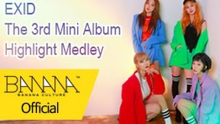 Video [EXID(이엑스아이디)] The 3rd Mini Album [Eclipse] Highlight Medley download MP3, 3GP, MP4, WEBM, AVI, FLV Mei 2018