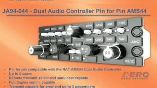 Aero-TV: Jupiter Avionics - AEA 2017 New Product Introduction