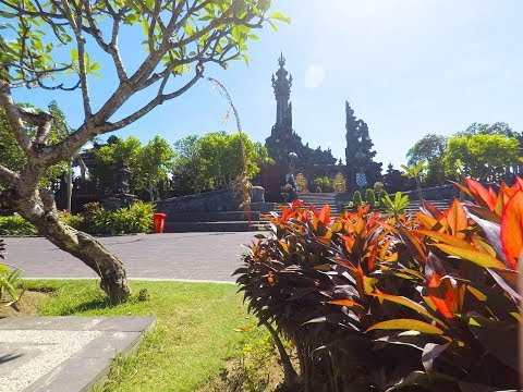 Bajra sandhi Indipendence Monument ,& cultural Museum /Bali Exploration
