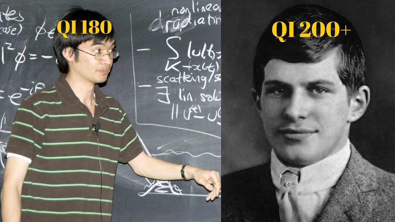 il qi pi alto del mondo quoziente intellettivo record