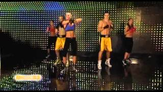 Clubland The workout of your life with Deanne Berry фитнес, танцы, 2010