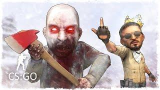 Как обмануть зомби в CS:GO (ОЧЕНЬ МНОГО НЫЧЕК)