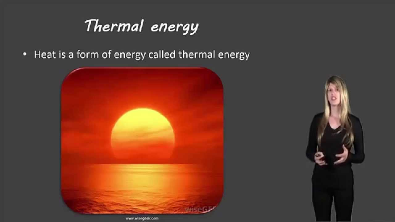 hight resolution of thermal energy transfer
